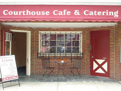 Courthouse Cafe & Catering
